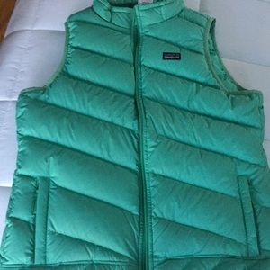 Patagonia Down Filled Vest